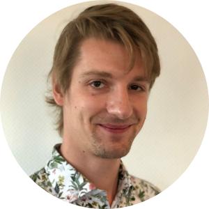 Maarten Alleman in rondje