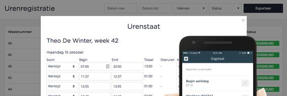 Auxil-App-Uren